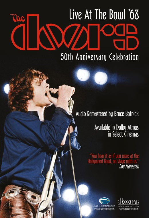 The Doors Live At The Bowl '68 - Demand Film United States
